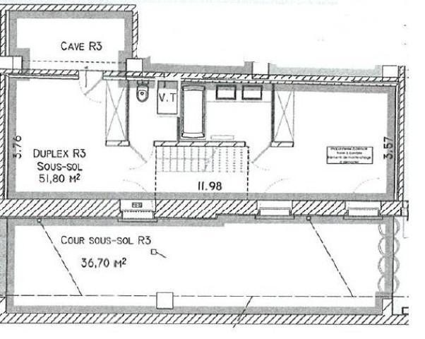 Duplex - Courcelles Souvret - #1404702-2