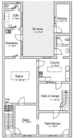 Maison - Charleroi Montignies-sur-Sambre - #1496477-21