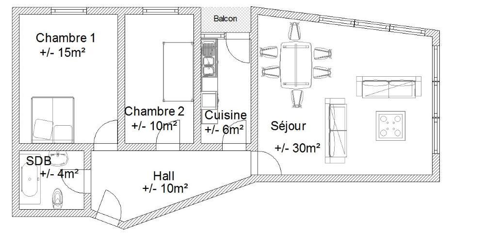 Appartement - Charleroi - #1499068-11