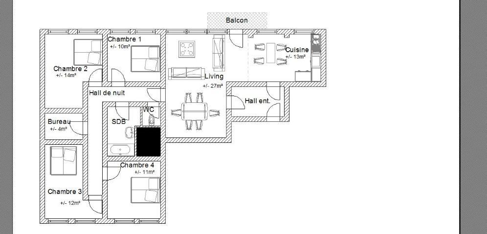Appartement - Charleroi Marcinelle - #1798670-9