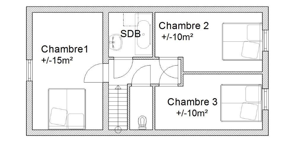 Maison - Walcourt Somzée - #2309041-21
